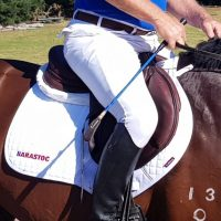 Team Joyce love the new Barastoc saddle blankets